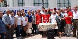 Aydın'da Emekliler Sorunlarını Paylaştı