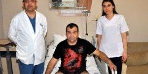 Nazilli Devlet Hastanesinde Kök Hücre Nakli Yapıldı