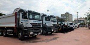 Germencik Belediyesi Araç Filosunu Yeniliyor