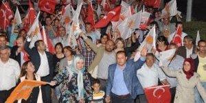 AK Parti'den Nazilli'de İktidar Yürüyüşü