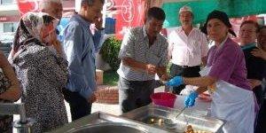 Aydın MHP'den Şehitler İçin Lokma Hayrı