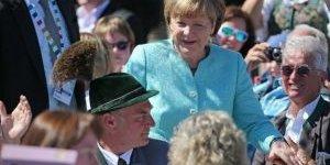 Dünya Liderleri G7 Zirvesi İçin Almanya'da