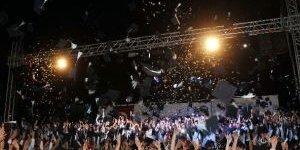 ADÜ Nazilli İİBF 1250 Öğrencisini Törenle Uğurladı