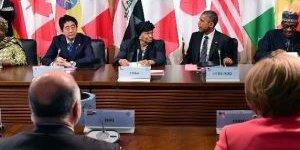 G7 Zirvesinin İkinci Gününde Küresel Güvenlik Ele Alınacak