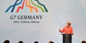 """Merkel: """"Kırım'ın Gasp Edilmesini Oy Birliği İle Kınıyoruz"""""""