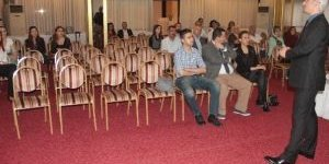 Nişantaşı Üniversitesi, Ankara'da Rehber Öğretmenleriyle Buluştu