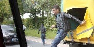 Hayale Yolculuk Polis Engeline Takıldı