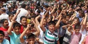 Gaziantep'te Bir Okulun Öğrencileri Karne Almadı