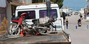 Didim'de Trafik Ekipleri Yalı Caddesinde Denetimlerini Sürdürüyor