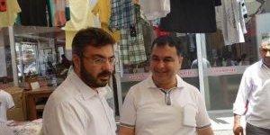AK Parti'li Öz'den Köşk'e Teşekkür Ziyareti