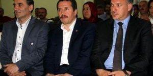 Eğitim Bir Sen Heyeti Kosova Kamu Bakanı Mahir Yağcılar İle Görüştü