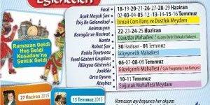 Kuşadası'nda Ramazan Eğlenceyle Geçecek