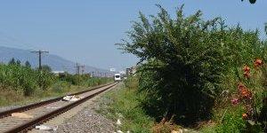 Nazilli'de Tren Kazası; 1 Ölü