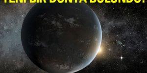 NASA dünyaya en çok benzeyen gezegeni bulmuş olabilir