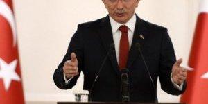 Başbakan Davutoğlu'ndan, Tuğrul Türkeş'e teşekkür