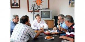Erürker'den Birlik Çağrısı