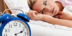 Düzensiz uyku göz altı morluklarına sebep oluyor