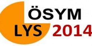 2014 LYS'ye soruşturma