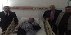 Yenipazar Belediye Başkanı TBMM'de hastanelik oldu