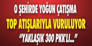 Tam 300 PKK'lı köşeye sıkıştırılıdı!