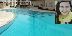 1.5 metrelik havuz genç kıza mezar oldu