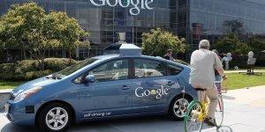 2020'de 10 milyon sürücüsüz araç trafiğe çıkacak