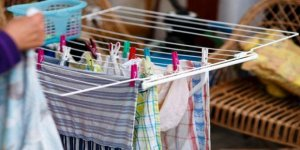 Ev içinde çamaşır kurutmak tehlikeli