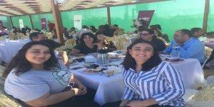 Nazilli Uğur Okulları'nda öğrenciler için veli dayanışması
