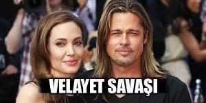 Angelina Jolie-Brad Pitt çiftinin velayet savaşı