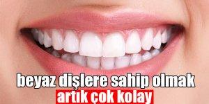 Bembeyaz Dişlere Sahip Olmak Artık Çok Kolay