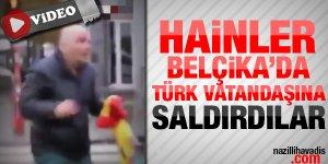Belçika'da PKK yandaşları Türk vatandaşına saldırdı