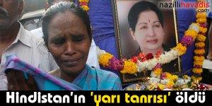 Hindistan'ın 'yarı tanrısı' öldü