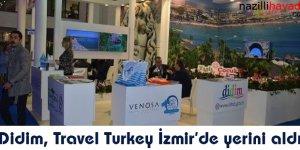 Didim, Travel Turkey İzmir'de yerini aldı