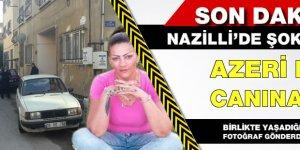 Nazilli'de şok intihar!