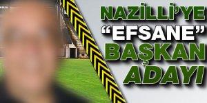 """Naz-Naz'a """"Efsane"""" Başkan Adayı!"""