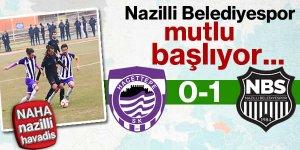 Nazilli Ankara'dan mutlu dönüyor