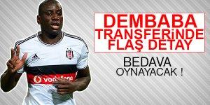 Beşiktaş taraftarından ''DEMBA BA '' Sesleri