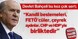MHP lideri Devlet Bahçeli'den referandum açıklaması