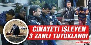 Adalet yerini buldu.Muharrem Fındık'ın katilleri tutuklandı!
