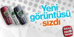 Nokia 3310'nun ilk fotoğrafı sızdı