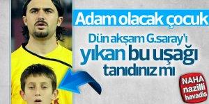 Trabzonlular Yusuf'un çocukluk fotoğrafını paylaşıyor