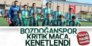 Bozdoğan Yıldızspor maçına kilitlendi