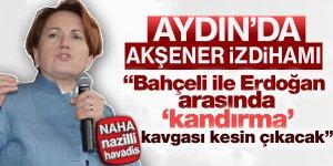 Meral Akşener; Pazar akşamı HAYIR çıkacak