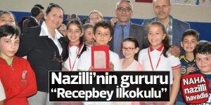 Recepbey İlkokulu bilgi yarışmasında birinci oldu