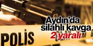 Aydın'daki kavgada 2 kişi yaralandı