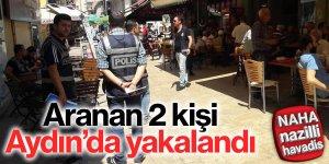 Aydın polisinden 'Huzurlu Sokaklar' operasyonu
