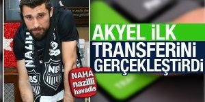 Nazilli Belediyespor ilk transferini gerçekleştirdi.