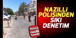 Nazilli'de polis denetimleri arttı