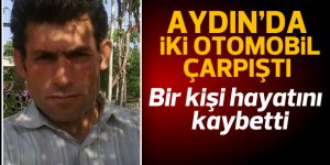 Aydın'da kazada bir kişi öldü