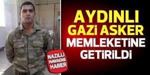 Gazi olan asker: Bu halimle yine askere giderim